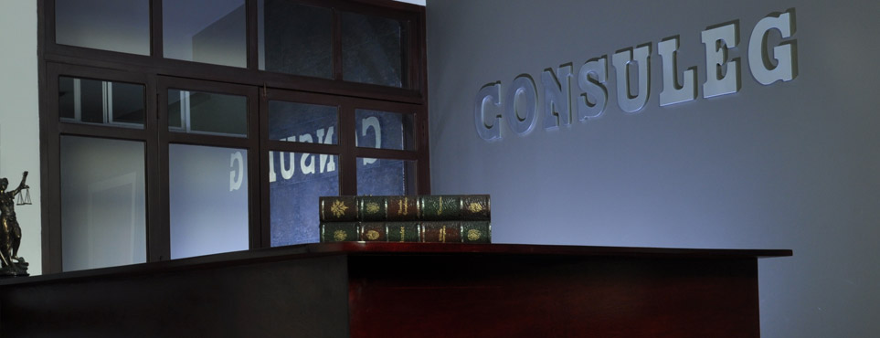 Bienvenidos a Consuleg